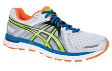 Asics Gel Excel 33  Chaussures running asics Homme gris/blanc
